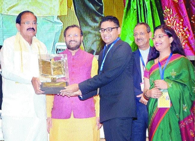 MP bags 3 national awards under Saakshar Bharat