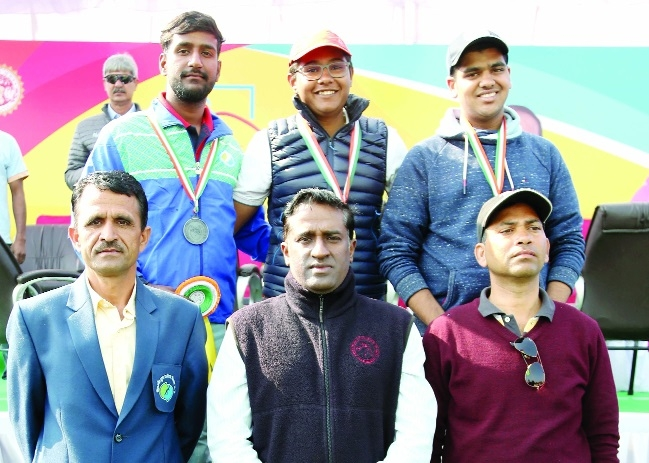MP Equestrian Academy player Sagar clinches 2 bronze medals