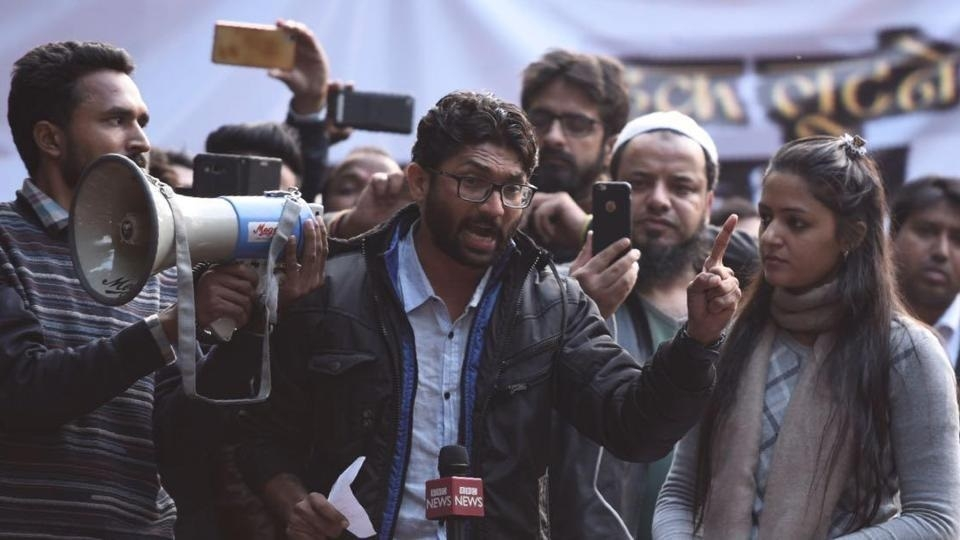 Poor response to Mevani's 'Yuva Hunkar Rally' in Delhi