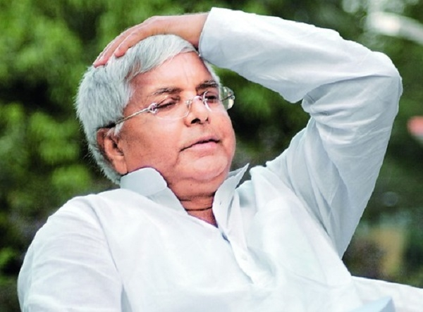 Reports of Lalu's aides in jail to 'serve' him sparks row