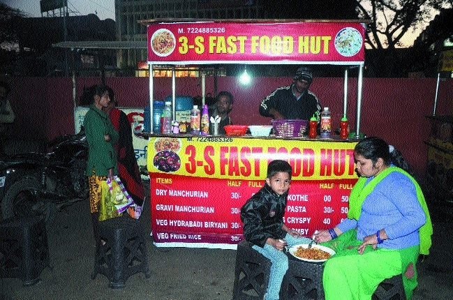 Street food may be detrimental for consumers