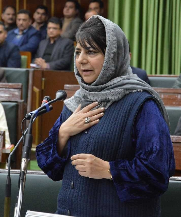 Will ensure those joining militant ranks return home: Mehbooba