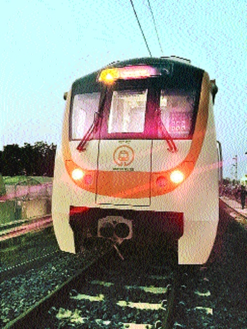 CMRS inspection of Nagpur Metro next week