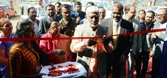 Edn Minister inaugurates Divisional Regional office of NHEM at Science College