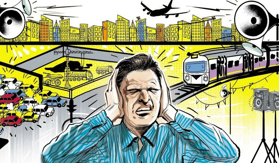 NUMM expresses concern over alarming rise in noise pollution in MP