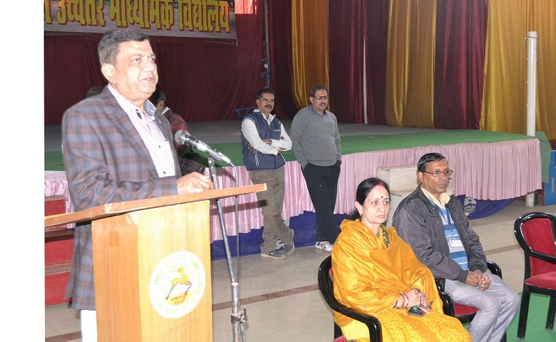Many issues discussed during principals' meeting
