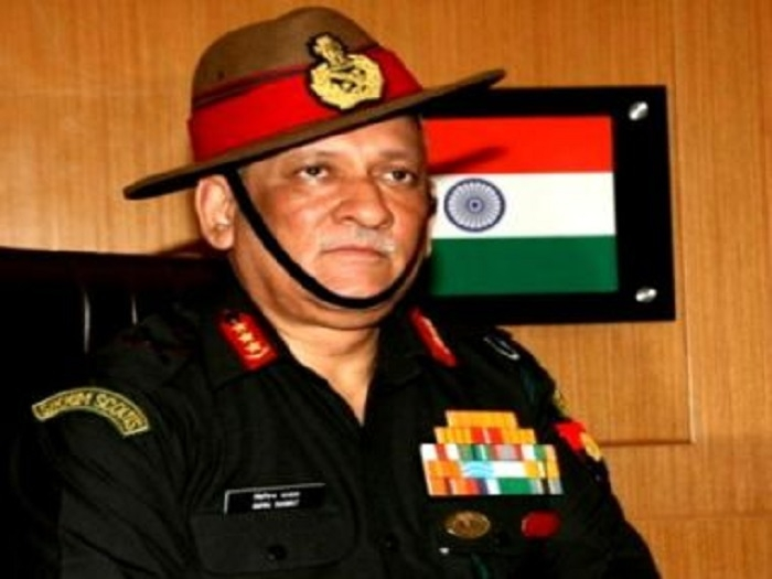 India is not weak: Gen Rawat