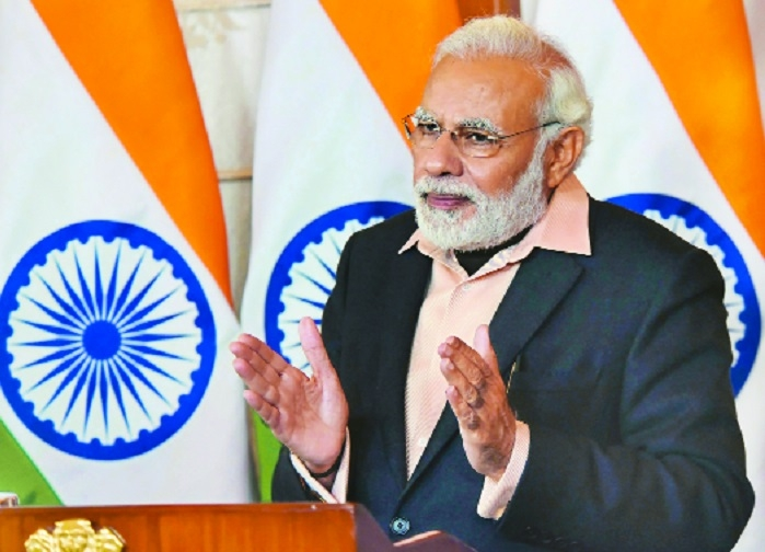 Govt willing to hand-hold young entrepreneurs: Modi