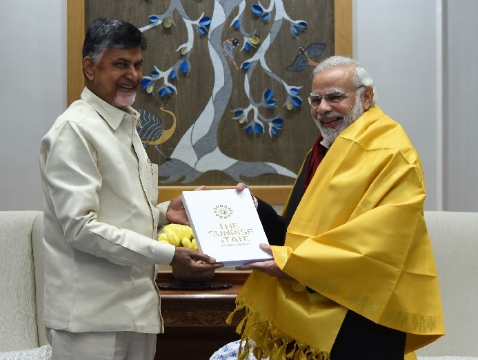 AP CM meets Modi amid reports of strain in ties; seeks central aid