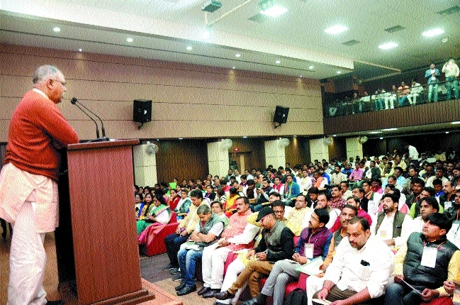 BJP cells hold joint workshop