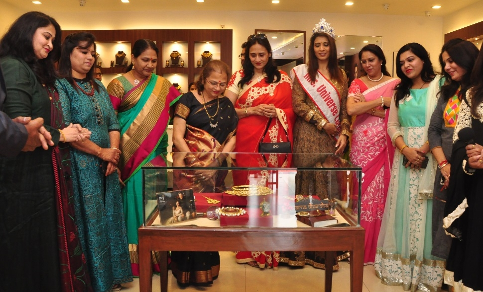 PC Jeweller begins exhibition of 'Swarn Dharohar' collection in city