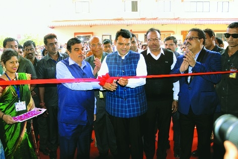 SAJ Food Products unit inaugurated at Butibori