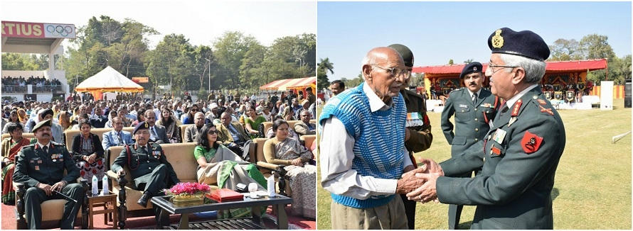 JAK RRC holds camp for Veterans, Veer Naris