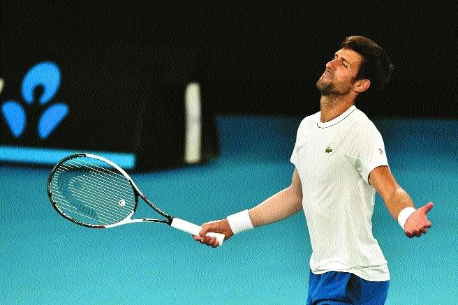 Djokovic makes victorious comeback
