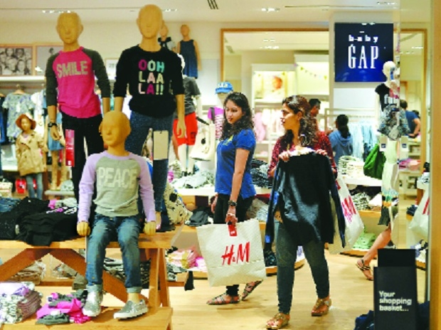 India a 'favourable market for fashion retailers