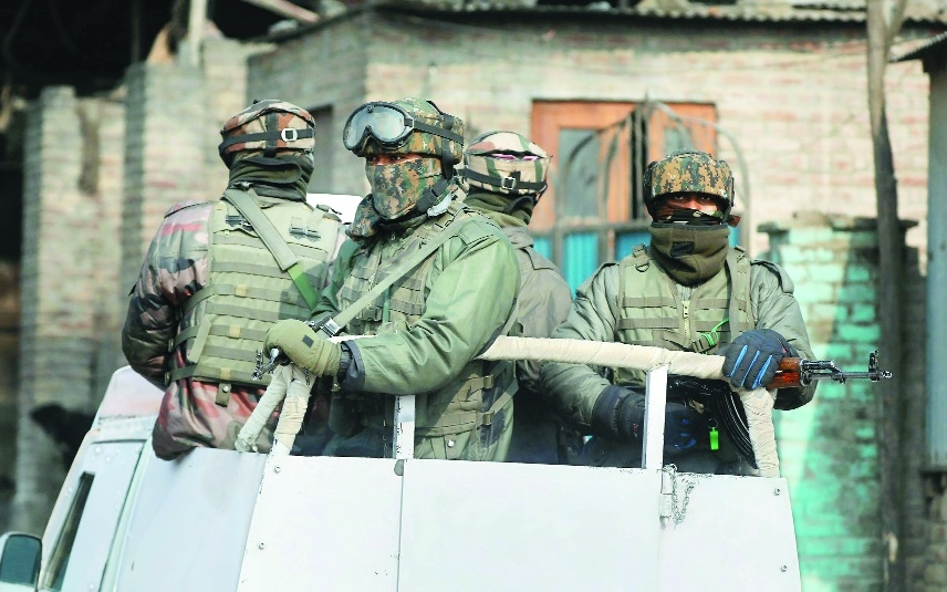 Pulwama op over; 3rd militant's body found