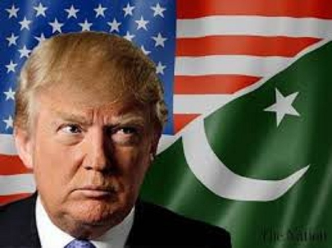 No more aid to Pakistan: Trump