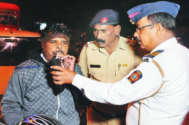 781 New Year revellers booked for drunken driving