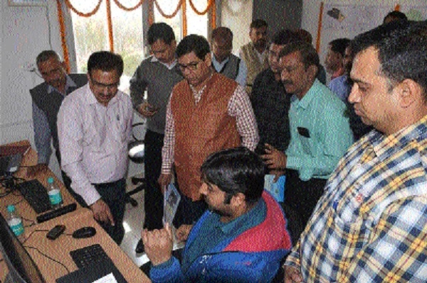 India's 1st 'Saksham Geographical Information System Facility Centre' inaugurated at Nimora