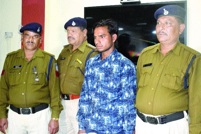 Bairasia murder case solved, youth held for killing father-in-law