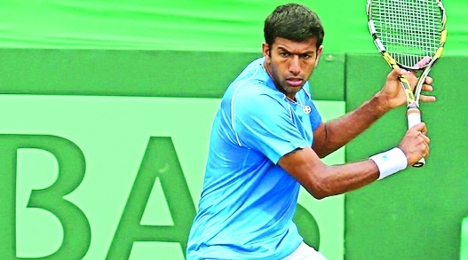 Paes-Raja crash out, Bopanna advances