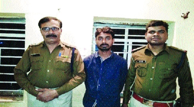 Absconding accused nabbed, stolen car, jewellery seized