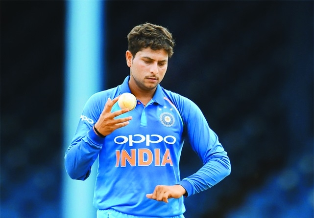 Playing full Mushtaq Ali will help me in SA, says Kuldeep