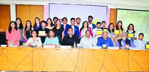 VIA felicitates 19 businesspersons on 'Entrepreneurship Day'
