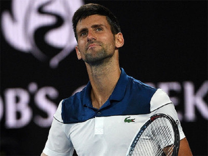 Back to drawing board for ailing Djokovic