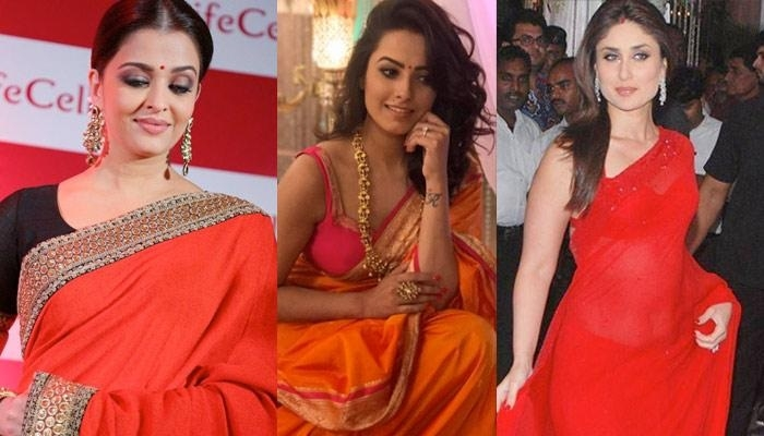 Jewellery to complement handloom saris