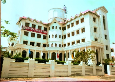 Hillfort Public School, Ram Nagar completes 7 years