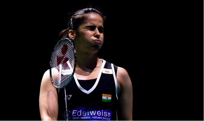 Saina loses in Indonesia Masters final