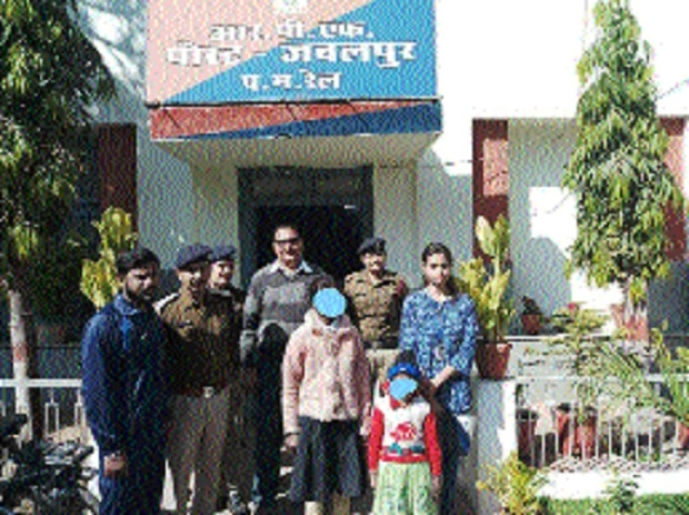 RPF rescues two minor girls from abduction