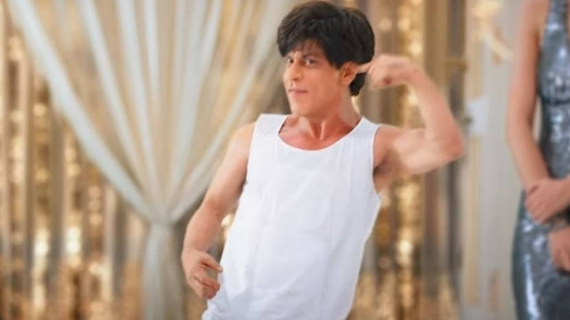 SRK UNVEILS HIS DWARF AVTAR FOR ZERO
