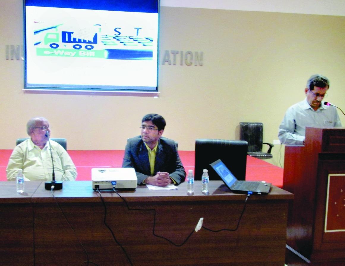 MIA organises session on E-way Bill