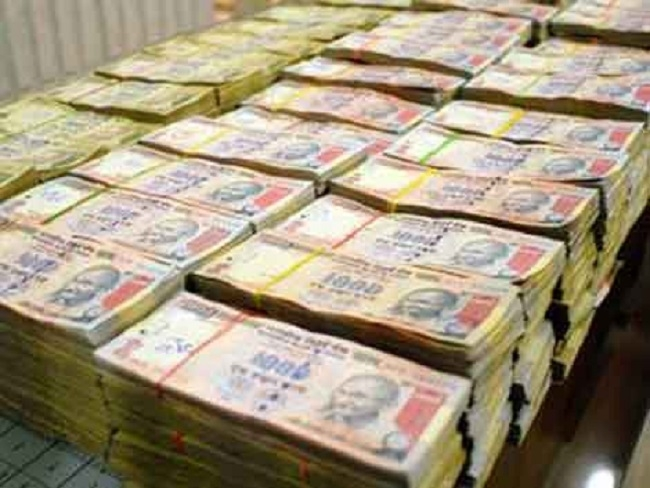 Give information about black money collected post-note ban: CIC to Govt