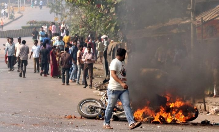 Boy killed during Mah bandh violence