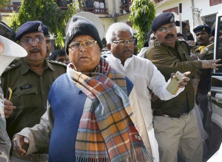 Lalu's sentencing deferred till today