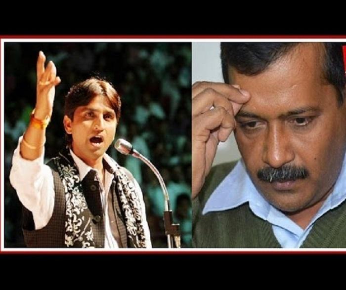 Denied RS nomination, AAP's Kumar Vishwas raps Arvind Kejriwal