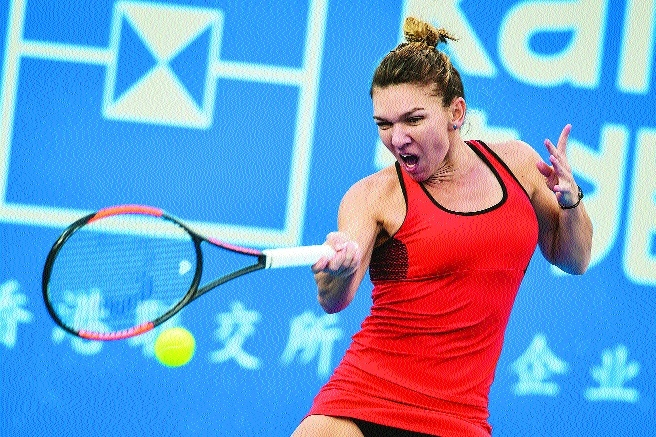 Halep rallies past Duan, ensures top billing for AO