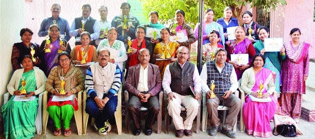 DPI felicitates principals for lending guidance in 'Rashtriya Balrang 2017'