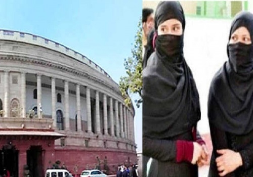 Talaq Bill deadlock continues as Oppn, Govt stick to guns
