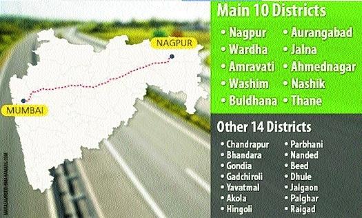 Samruddhi Mahamarg: Distt admin acquires 83% of required land