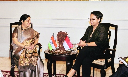 India, Indonesia hold bilateral talks