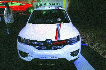 Renault launches Kwid variant