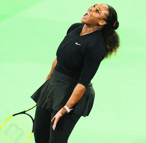 Serena pulls out of Australian Open