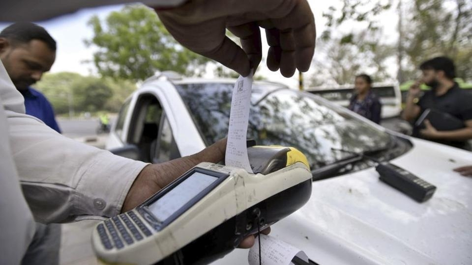RTOs to get 1,341 handheld devices to issue e-challans to violators