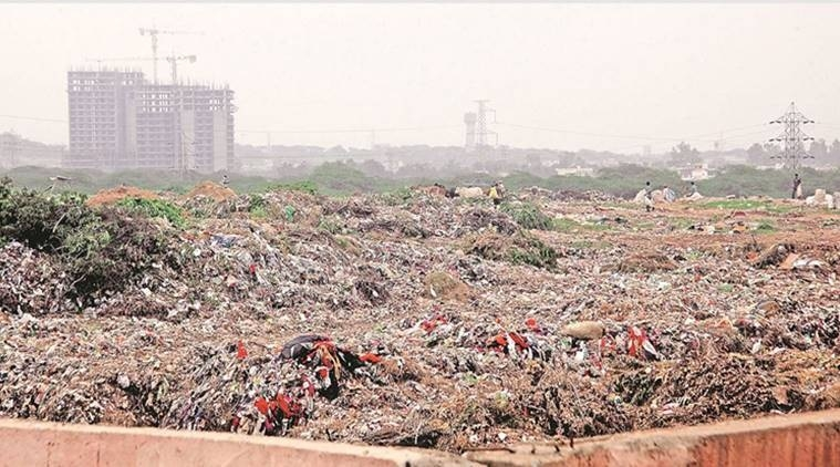 Govt proposes reservation for dumping yard near Hingna industrial zone