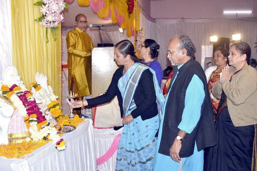 Rewateeri Marathi Sahitya Sammelan inaugurated