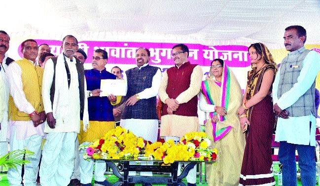 7,159 farmers benefit under Bhavantar Bhugtan Yojana
